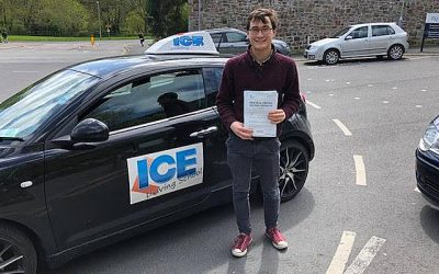 Jake, studying at Exeter Uni